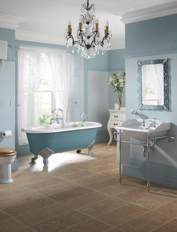 Victorian bathrooms hammers and cupcakes for Bathroom ideas victorian